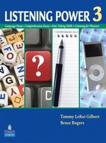 Listening Power 3 Student Book with Class Audio CD ISBN: 9780132626484