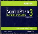 NorthStar (4th Edition) Listening & Speaking 3 Classroom Audio CDs ISBN: 9780133382396