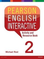 Pearson English Interactive 2 (B1 / Pre-Intermediate) Activity & Resource Book ISBN: 9780133835328