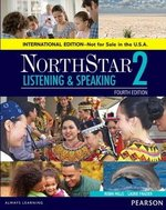 NorthStar (4th Edition) Listening & Speaking 2 Student Book (International Edition) ISBN: 9780134049793