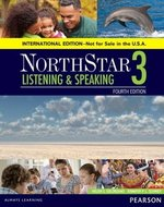 NorthStar (4th Edition) Listening & Speaking 3 Student Book (International Edition) ISBN: 9780134049816
