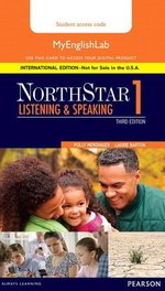 NorthStar (4th Edition) Listening & Speaking 1 MyEnglishLab Internet Access Card ISBN: 9780134078243