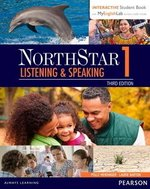 NorthStar (4th Edition) Listening & Speaking 1 Student Book with Interactive Student Book & MyEnglishLab ISBN: 9780134280783