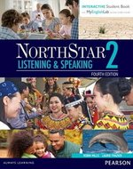 NorthStar (4th Edition) Listening & Speaking 2 Student Book with Interactive Student Book & MyEnglishLab ISBN: 9780134280813