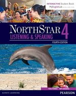 NorthStar (4th Edition) Listening & Speaking 4 Student Book with Interactive Student Book & MyEnglishLab ISBN: 9780134280837