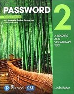 Password (3rd Edition) 2 (A2) Student Book with Essential Online Resources ISBN: 9780134399355