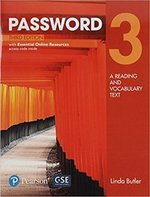 Password (3rd Edition) 3 (B1) Student Book with Essential Online Resources ISBN: 9780134399379