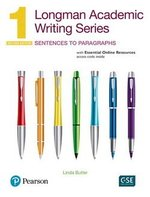 Longman Academic Writing 1: Sentences to Paragraphs Student's Book with Essential Online Resources ISBN: 9780134663340