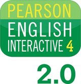 Pearson English Interactive 2.0 Level 4 (B2 / Upper Intermediate) MyEnglishLab Internet Access Card ISBN: 9780135634837