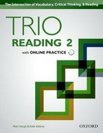 Trio Reading 2 Students Book Pack ISBN: 9780194004039