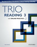 Trio Reading 3 Students Book Pack ISBN: 9780194004060
