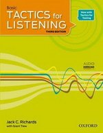Tactics for Listening Basic (3rd Edition) Student Book ISBN: 9780194013840