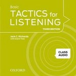 Tactics for Listening Basic (3rd Edition) Class Audio CDs (3) ISBN: 9780194013871