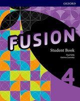 Fusion 4 Student's Book ISBN: 9780194016308