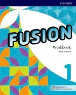 Fusion 1 Workbook Pack with Practice Kit ISBN: 9780194016476