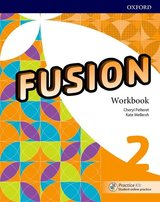 Fusion 2 Workbook Pack with Practice Kit ISBN: 9780194016483