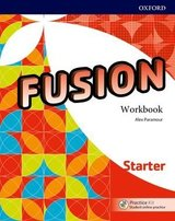 Fusion Starter Workbook with Practice Kit ISBN: 9780194016636