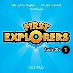 First Explorers 1 Class CDs (2) ISBN: 9780194027045