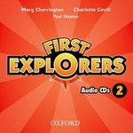 First Explorers 2 Class CDs (2) ISBN: 9780194027052