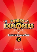 First Explorers 2 Teacher's Resource Pack ISBN: 9780194027076