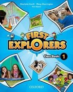 First Explorers 1 Class Book ISBN: 9780194027106