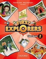 First Explorers 2 Class Book ISBN: 9780194027113