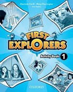 First Explorers 1 Activity Book ISBN: 9780194027120