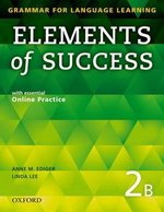 Elements of Success 2 Student Book B (Split Edition) with Online Practice ISBN: 9780194028257