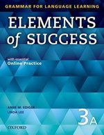 Elements of Success 3 Student Book A (Split Edition) with Online Practice ISBN: 9780194028271