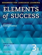 Elements of Success 3 Student Book B (Split Edition) with Online Practice ISBN: 9780194028288