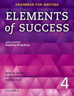 Elements of Success 4 Student Book with Online Practice ISBN: 9780194028295