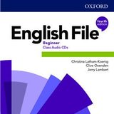 English File (4th Edition) Beginner Class Audio CDs (3) ISBN: 9780194029643