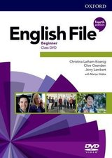 English File (4th Edition) Beginner Class Video DVD ISBN: 9780194029650
