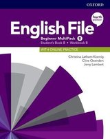 English File (4th Edition) Beginner Multipack B with Resource Centre B ISBN: 9780194029766