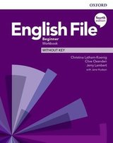 English File (4th Edition) Beginner Workbook without Key ISBN: 9780194031189