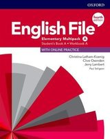 English File (4th Edition) Elementary Multipack A with Resource Centre A ISBN: 9780194031493