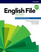 English File (4th Edition) Intermediate Student's Book with Student's Resource Centre ISBN: 9780194035910