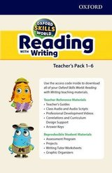 Oxford Skills World 1 - 6 (All Levels) Reading with Writing Teacher's Pack ISBN: 9780194113212