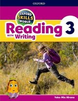 Oxford Skills World 3 Reading with Writing Student's Book / Workbook ISBN: 9780194113502