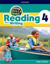 Oxford Skills World 4 Reading with Writing Student's Book / Workbook ISBN: 9780194113526
