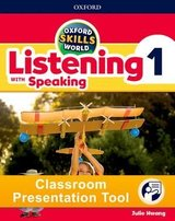 Oxford Skills World 1 Listening with Speaking Classroom Presentation Tool ISBN: 9780194115612