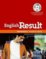 English Result Elementary Student's Book with DVD ISBN: 9780194129541