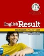 English Result Intermediate Student's Book with DVD Pack ISBN: 9780194129565