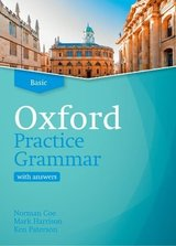 Oxford Practice Grammar (Updated Edition) Basic with Answer Key ISBN: 9780194214728