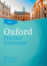 Oxford Practice Grammar (Updated Edition) Basic without Answer Key ISBN: 9780194214735