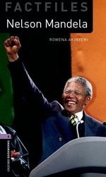 OBL Factfiles 4 Nelson Mandela with MP3 Audio Download ISBN: 9780194638067