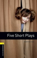 OBL Playscripts 1 Five Short Plays with MP3 Audio Download ISBN: 9780194637374