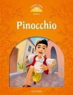 CT5 (2nd Edition) Pinocchio Book with MP3 Audio Download ISBN: 9780194014434