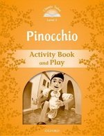 CT5 (2nd Edition) Pinocchio Activity Book & Play ISBN: 9780194239516