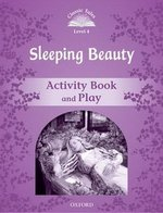 CT4 (2nd Edition) Sleeping Beauty Activity Book & Play ISBN: 9780194239554